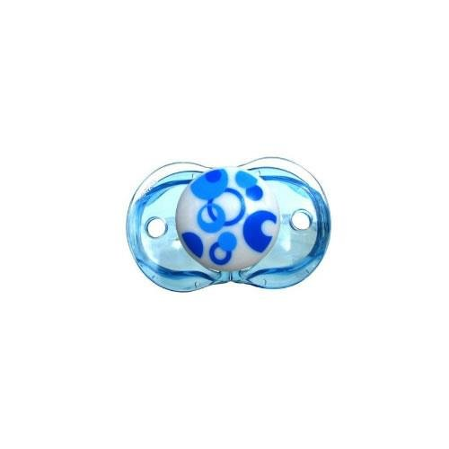 razbaby - Chupete keep-it-kleen azul circles: Amazon.es: Bebé