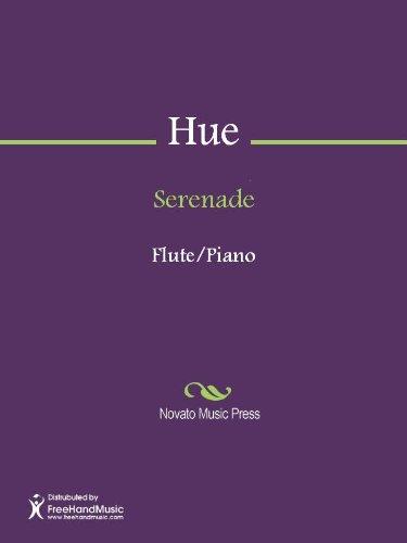 - Serenade - Flute