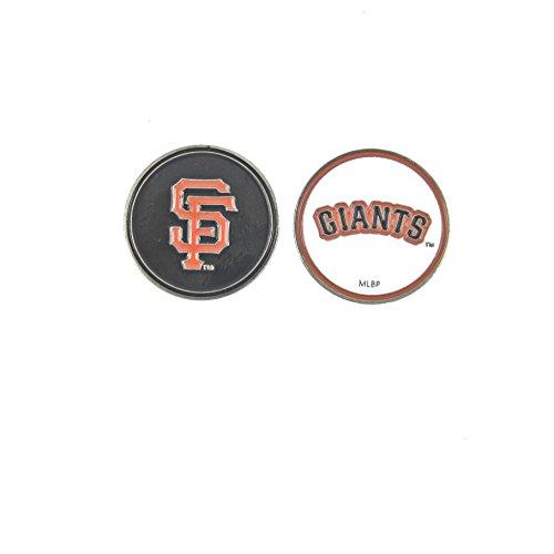 San Francisco Giants Golf Ball - San Francisco Giants Golf Ball Marker (2-Sided)