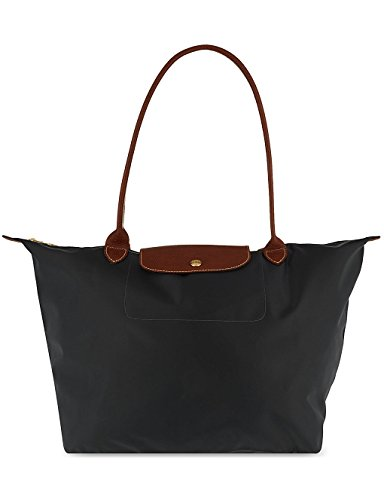 Metal Gun Tote Pliage Le LONGCHAMP Large Bag gqYZS1pwx