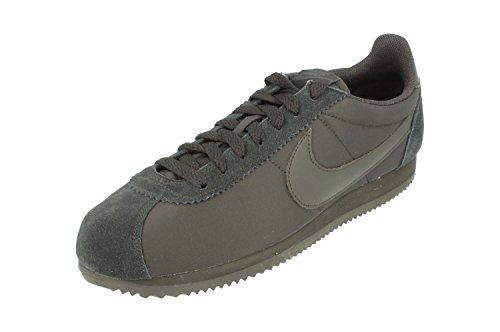 Cortez per nero Scarpe antracite Nike nere uomo 007 ginnastica Classic Nylon da 5z156wqYxS