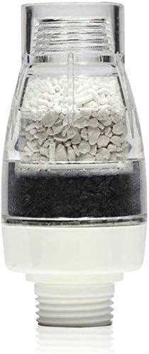 WEHOLY Limpieza del Filtro de Agua Agua para filtrar impurezas Grifo de la Cocina doméstica Filtro de purificador de Limpieza Profesional Activado por Agua (Color Aleatorio) (Tamaño: 10 Piezas): Amazon.es: Deportes y