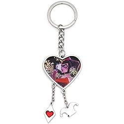 31rRH9nENpL._AC_UL250_SR250,250_ Harley Quinn Keychains