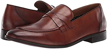 5a914cfe480 Steve Madden Men's Offbeat Loafer, tan Leather, 7 M US: Amazon.com ...