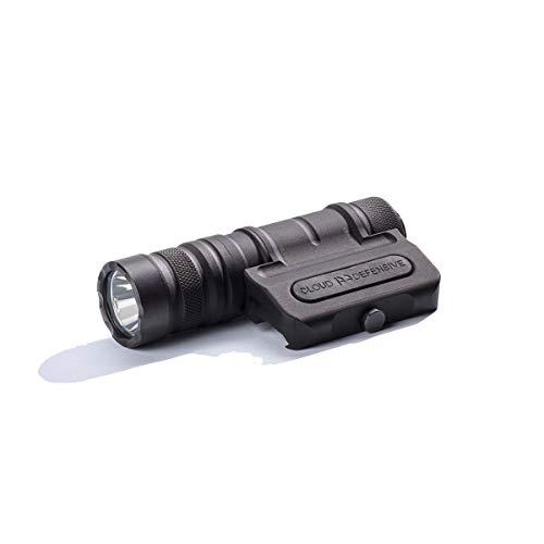 Cloud Defensive OWL - Optimized Weapon Light (Black Anodized) (Dark Cloud 2 Best Weapons)