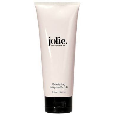 Jolie Papaya Exfoliating Enzyme Scrub - All Skin Types - 4 fl. oz. (new packaging)