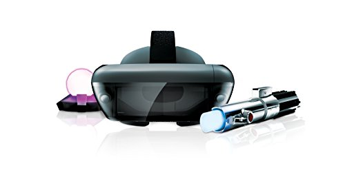 - Lenovo Star Wars: Jedi Challenges, Smartphone Powered Augmented Reality Experience