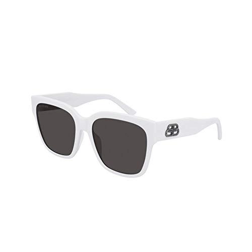 Sunglasses Balenciaga BB 0056 S- 003 White/Grey