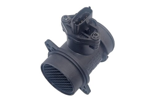 (APDTY 1461114 Mass Air Flow Meter Sensor MAF With Housing Fits 2000-2005 Hyundai Accent 1.5L or 1.6L (Replaces Hyundai 28164-22601, 2816422601, 28164-22610,)