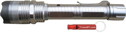 DIAMONDBACK Cheetah Delta Force Rechargeable Stun Gun Flashlight 10