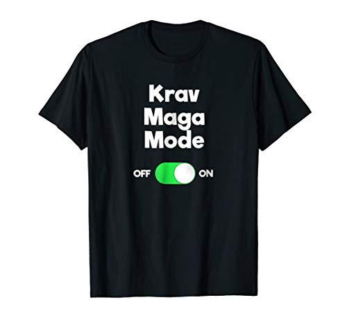 - Krav Maga Self-Defense Funny Mode Shirt