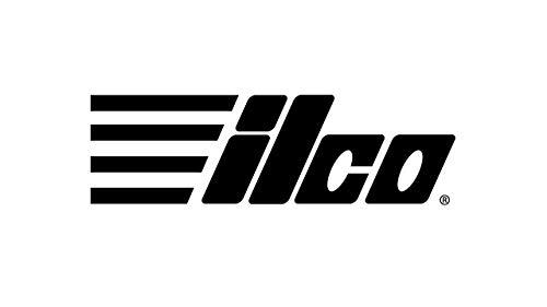 Ilco Storefront Door Mortise Lock Deadbolt & Cylinder Combo, Adams Rite Cam, Aluminum (1-1/8