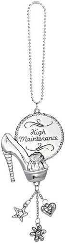 Car Charm By Ganz - High Heel - High Maintenance