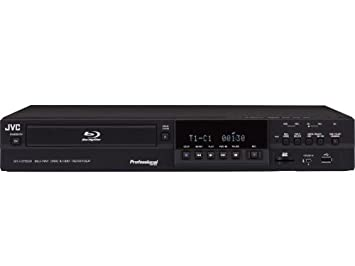 JVC SR-HD1250US Blu-Ray Disc and HDD Recorder (Discontinued