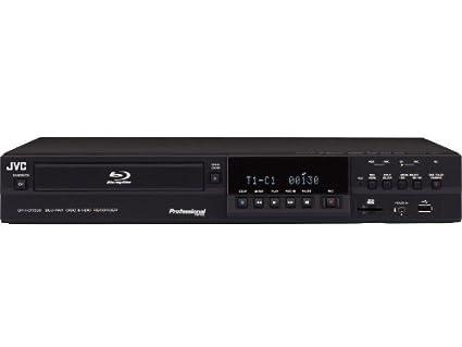 JVC SR HD1250US BLU RAY DISC HDD RECORDER
