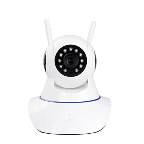 BE-IPH11W WIFI wireless Security Camera System wireless Cameras with Night Vision head machine (Moving Head System)