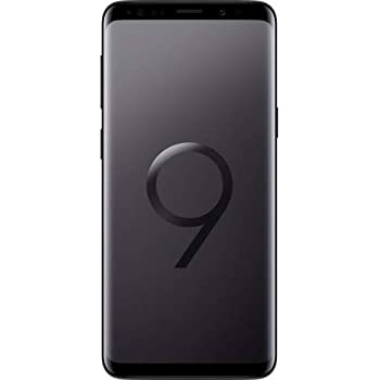 Samsung Galaxy S9 (SM-G960F/DS) 4GB / 64GB 5 8-inches LTE Dual SIM (GSM  Only, No CDMA) Factory Unlocked - International Stock No Warranty (Midnight