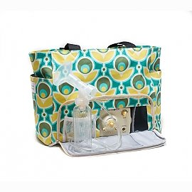 Nurse Purse Breast Pump Bag - Fern by Nurse Purse (Image #4)