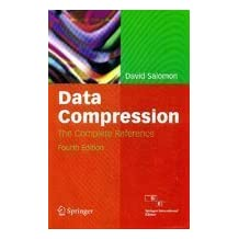 Data Compression: The Complete Reference, 4Th Edition