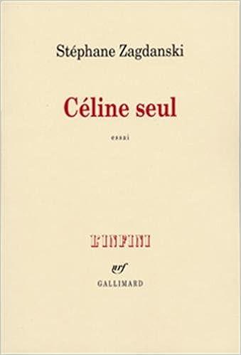 Téléchargement Céline seul pdf ebook