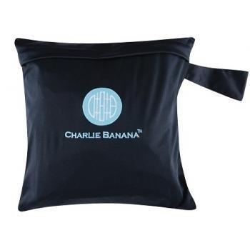 Charlie Banana Washable Diaper Tote Wet Bag  by Charlie Bana