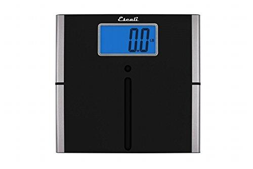 Escali Bath Ultra Slim Easy Read Body Scale by Escali Bath