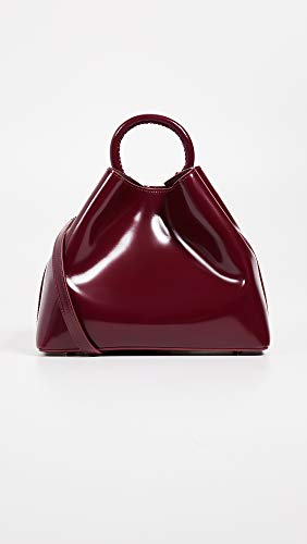 Women's Burgundy Bag Raisin Elleme Mirror Udqn6