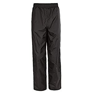 Men's Waterproof Rain Trousers SWISSWELL Black Medium