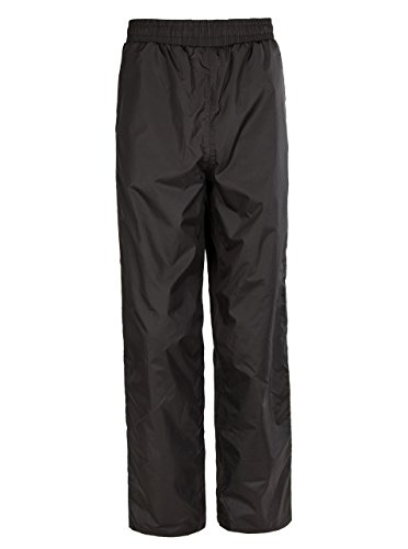 SWISSWELL Men's Waterproof Rain Pants Black Large