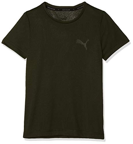 Active Garçon T Tee Night B Puma shirt Vert forest dZTXgXx