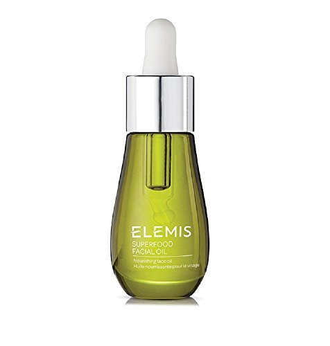 (ELEMIS Superfood Facial Oil - Nourishing Face Oil, 0.5 fl. oz.)