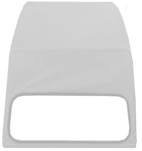TOPCAR Capote 2CV blanche, neuve avec ouverture exté rieure neuve avec ouverture extérieure