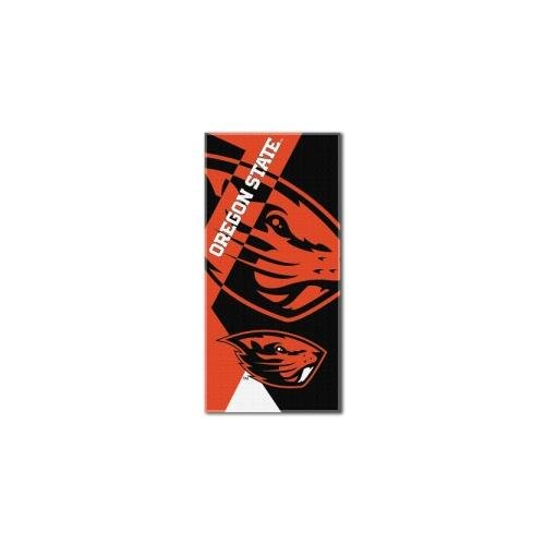 Oregon State Beavers Soccer (The Northwest Company Officially Licensed NCAA Oregon State Beavers Puzzle Beach Towel, 34