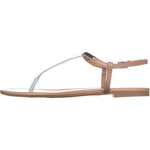 Chiamalo Primavera Donna Aareniel Open Toe Casual Sandali Cinturino Alla Caviglia Blu Scuro