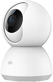 Câmera de Segurança IMI Home Security PTZ 360 1080P Inteligente, Funciona com Alexa