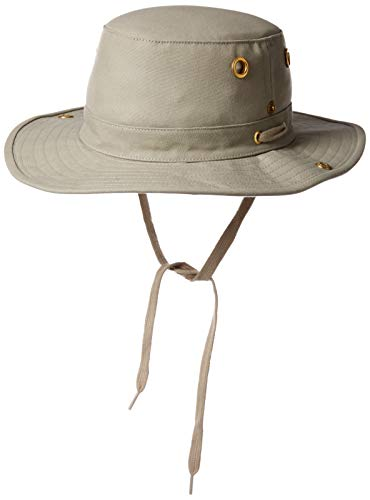 Tilley Endurables Unisex Sailing Hat Khaki 7 3/8