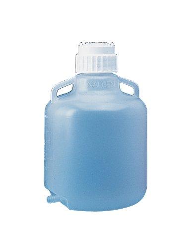 (Nalgene Polypropylene Carboy with Tubulation, 10 Liters (Case of 6))