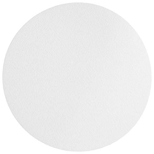 ntitative Filter Paper Circles, 20-25 Micron, 3.7 s/100mL/sq inch Flow Rate, Grade 4, 400mm Diameter (Pack of 100) ()