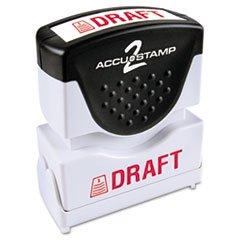 Cos035585Us Stamp Accu2 Sh Draft Rd