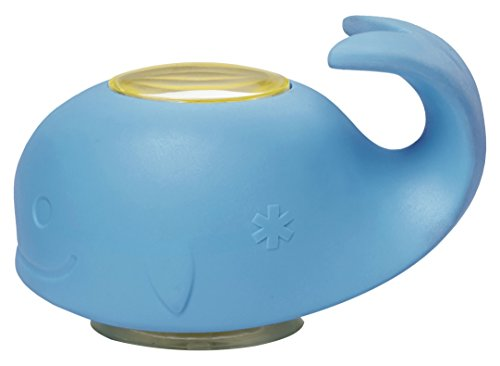 Skip Hop Moby Floating Bath Thermometer, Blue