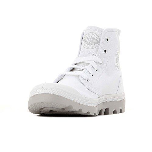 Palladium Pampa Hi Lite marrone 03402-279-M bianco