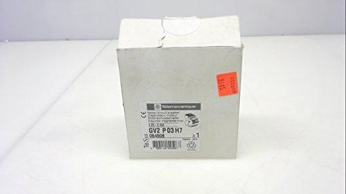 Telemecanique Gv2 P03h7, Circuit Breaker, .25-.4A Gv2 P03h7 ()