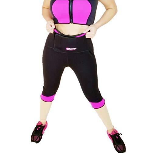 97fd3472f53 Smart Sweat - Body Shaper - (2 in 1) Sweat Belt and Sweat Slimming