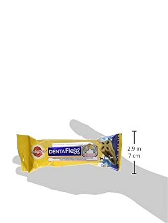 Buy Pedigree Dentastix Dentaflex Dental Dog Chew Small Dog Pack Of 12 Online At Low Prices In India Amazon In