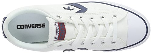 adulto white Da Ginnastica Unisex Star Multicolore Player Ox Converse navy 111 Scarpe wR0zOTW0g