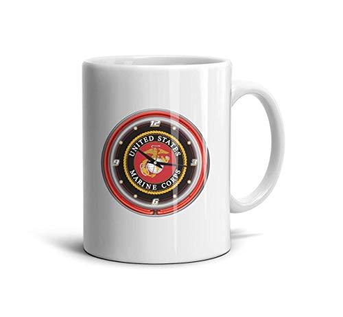 YBmIyVNn Drinking for Boys Multi Trademark Wall Clocks Gifts Practical Cup