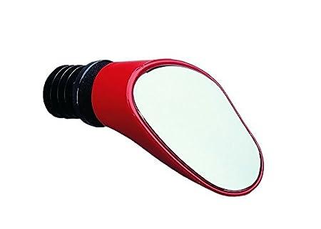 Sprintech Left Side Mirror Red MI2005