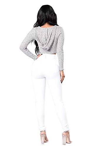 Punk Donna Punk Family Jeans Family White Jeans Family Donna Punk Jeans White wqUwfHA4