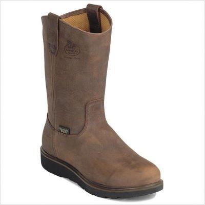 Georgia Menns 11 Spr Gården & Ranch Komfort Kjernen Arbeid Boots®g-4432 (