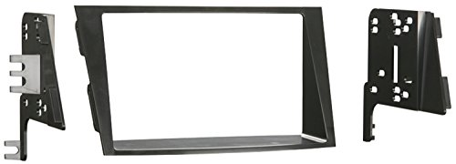 (Metra 95-8903B Double DIN Installation Dash Kit for 2010 Subaru Legacy and)